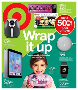 Department Stores deals in the Target weekly ad in Bothell WA
