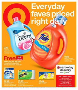 Target deals in the Philadelphia PA weekly ad