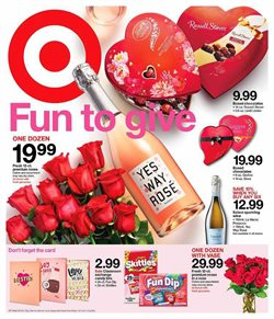 Target deals in the Charlottesville VA weekly ad