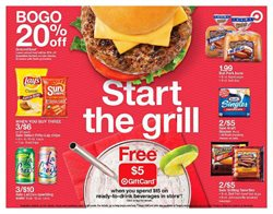 Department Stores deals in the Target weekly ad in Oklahoma City OK