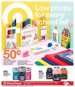 Target deals in the Joplin MO weekly ad