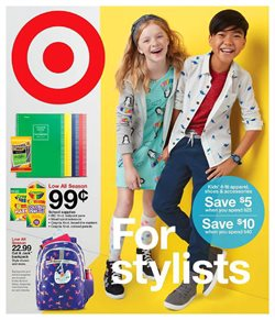 Department Stores deals in the Target weekly ad in Flushing NY