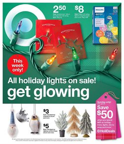 Department Stores deals in the Target weekly ad in Sugar Land TX