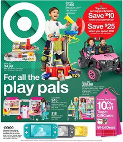 Department Stores deals in the Target weekly ad in Mansfield OH