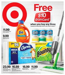 Department Stores offers in the Target catalogue in Canoga Park CA ( Expires tomorrow )