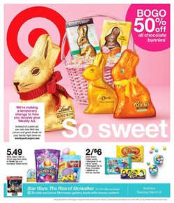 Target catalogue in La Mesa CA ( 3 days left )
