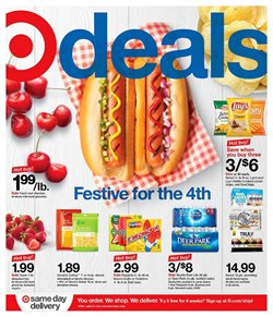 Department Stores offers in the Target catalogue in Miami FL ( 2 days left )