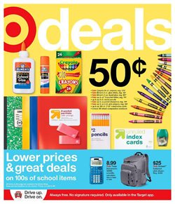Target catalog ( 2 days left)