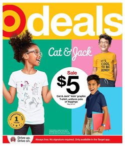 Department Stores offers in the Target catalogue in Glen Burnie MD ( Published today )
