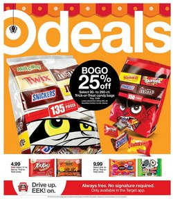Department Stores offers in the Target catalogue in Wheaton IL ( 3 days left )