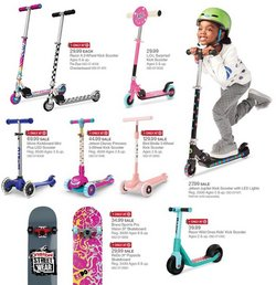 Scooter deals in Target