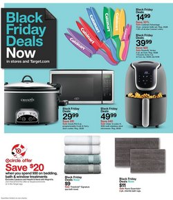Department Stores offers in the Target catalogue ( 21 days left )