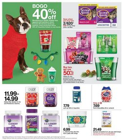 Candy deals in Target