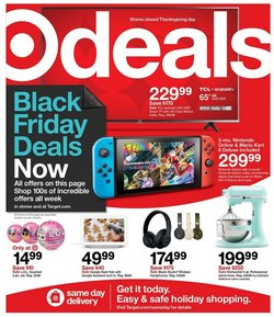 TV deals in Target