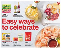 Department Stores offers in the Target catalogue in Mission KS ( Expires tomorrow )