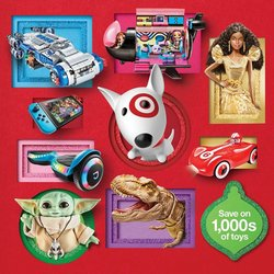 Department Stores offers in the Target catalogue in Dickinson TX ( 26 days left )