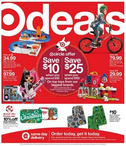 Department Stores offers in the Target catalogue in Fort Smith AR ( Published today )