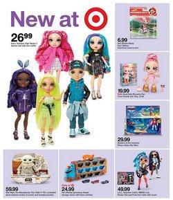 Dolls deals in Target