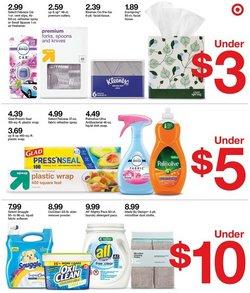 Soap deals in Target