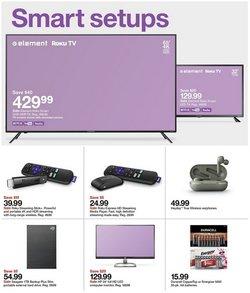 TV deals in Target