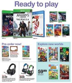 Xbox deals in Target