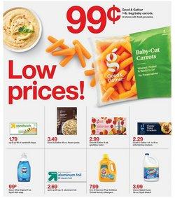 Bleach deals in Target