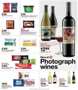 Beer deals in Target