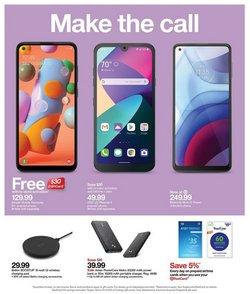 LG deals in Target