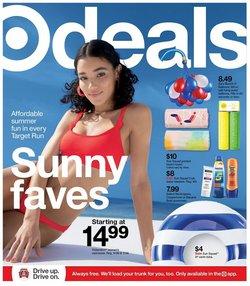 Target deals in the Target catalog ( 2 days left)