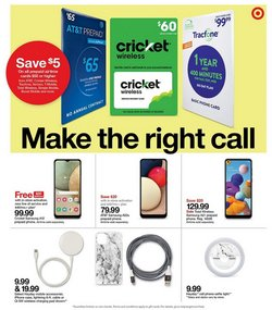 Samsung deals in the Target catalog ( 1 day ago)