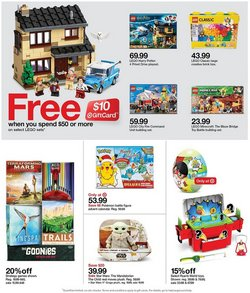 LEGO deals in the Target catalog ( 1 day ago)