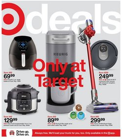 Target catalog ( Expires today)