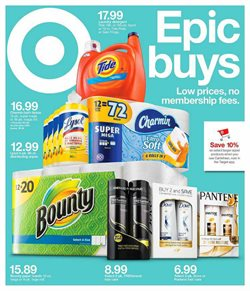 Target deals in the Arlington VA weekly ad