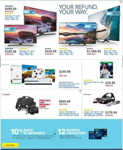 Photo camera deals in the Best Buy weekly ad in Bothell WA