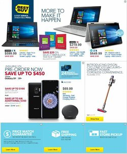 Best Buy deals in the San Diego CA weekly ad