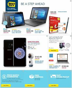 Electronics & Office Supplies deals in the Best Buy weekly ad in Yorba Linda CA