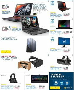 Laptop deals in the Best Buy weekly ad in Van Nuys CA