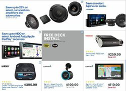 Sound system deals in the Best Buy weekly ad in New York