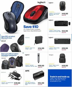 Mouse deals in the Best Buy weekly ad in Bothell WA