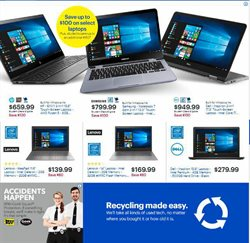 Electronics & Office Supplies deals in the Best Buy weekly ad in Van Nuys CA