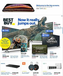 Electronics & Office Supplies deals in the Best Buy weekly ad in Stone Mountain GA