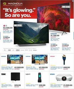 Epson deals in the Best Buy weekly ad in New York