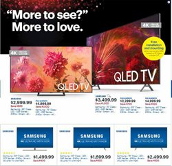Electronics & Office Supplies deals in the Best Buy weekly ad in Poughkeepsie NY