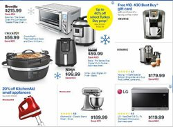 Appliances deals in the Best Buy weekly ad in Charleston WV