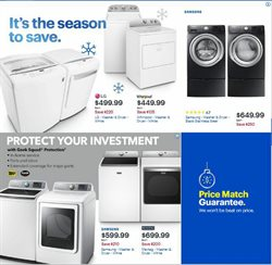 LG deals in the Best Buy weekly ad in New York