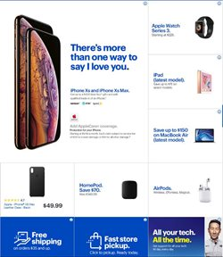 IPad deals in the Best Buy weekly ad in Katy TX