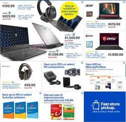 Electronics & Office Supplies deals in the Best Buy weekly ad in Delray Beach FL