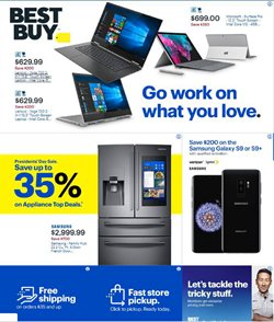 Electronics & Office Supplies deals in the Best Buy weekly ad in Rapid City SD