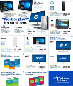 LG deals in the Best Buy weekly ad in Poughkeepsie NY