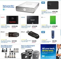 Computers & electronics deals in the Best Buy weekly ad in New York